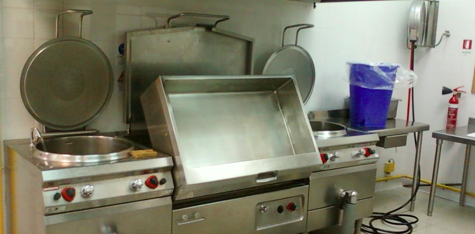 Progettazione e installazione impianti cucine per comunit procosist - Cucine industriali usate ...
